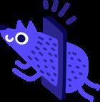 Announcement mouse