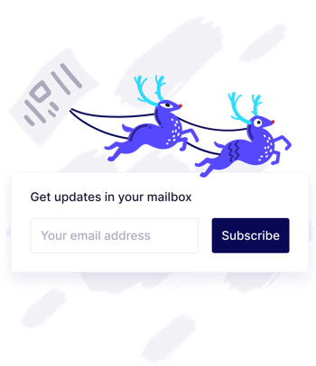 Send multimedia newsletters