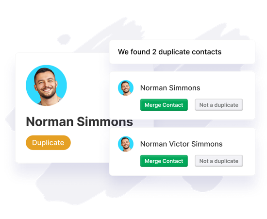 Keep your contact lists up to date
