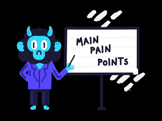 main-pain-points