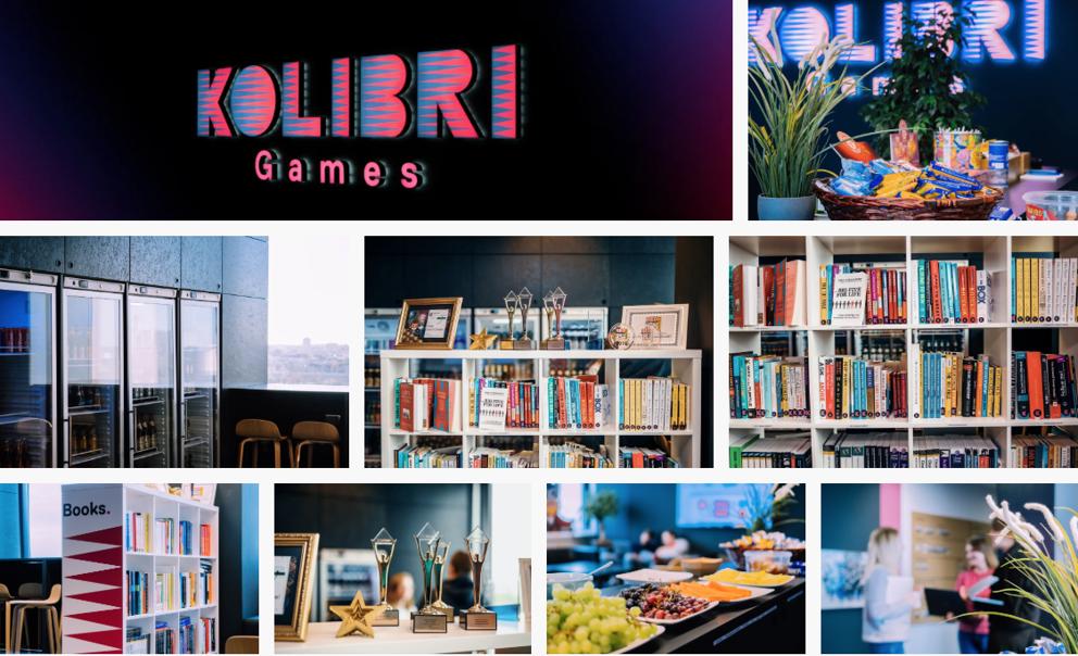kolibri games media centre